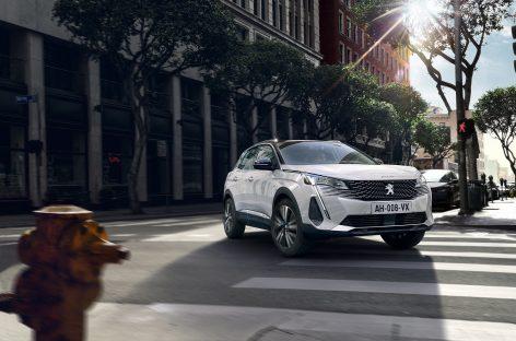 Новый ультрасовременный Peugeot 3008