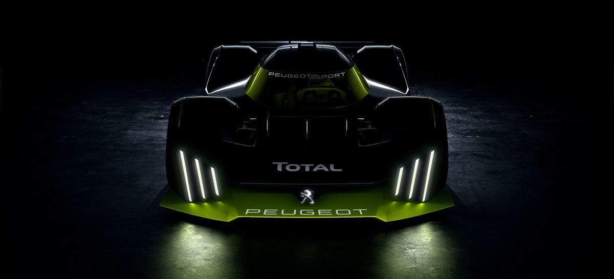 Peugeot и Total создадут гиперкар для Ле-Мана