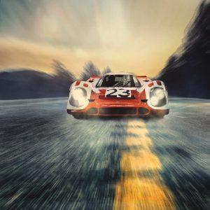 Porsche представляет новый номер диджитал-журнала Christophorus.