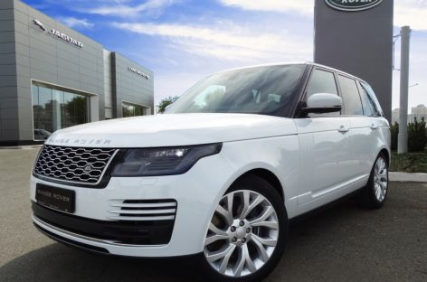 В Оренбурге открыт дилерский центр Jaguar Land Rover «Премиум Авто» в новом формате ARCH