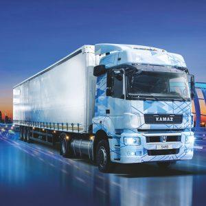 Технологии с заботой о природе: моторные масла Total для газовых двигателей грузовых автомобилей