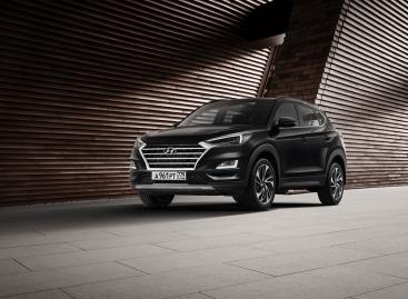 Hyundai представляет лимитированные версии кроссоверов Creta и Tucson