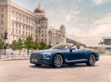 Ателье Bentley Mulliner представит три новинки на выставке Salon Privé