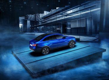 Новая специальная версия автомобилей Lada