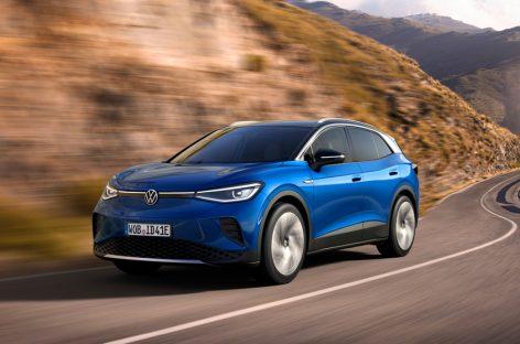 Новый Volkswagen ID.4: мировая премьера электрического кроссовера