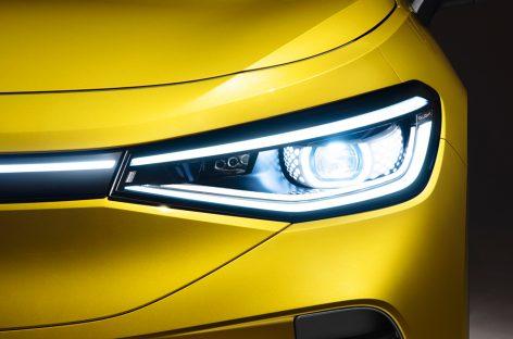 Световой дизайн в Volkswagen ID.4