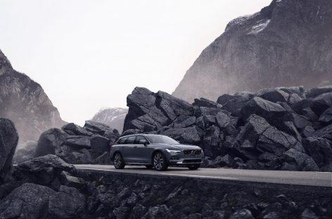 Volvo представляет обновленные модели: S90 и V90 Cross Country