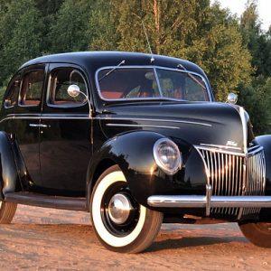 В Тверской области продают редкую модель автомобиля 1939 года