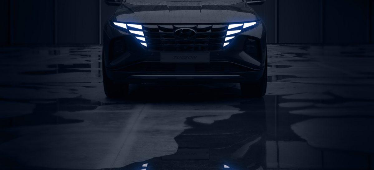 Новый Hyundai Tucson – революционное обновление дизайна