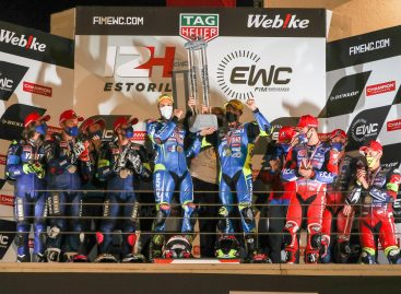 Suzuki Endurance Racing Team завоевала титул чемпиона мира по гонкам на выносливость