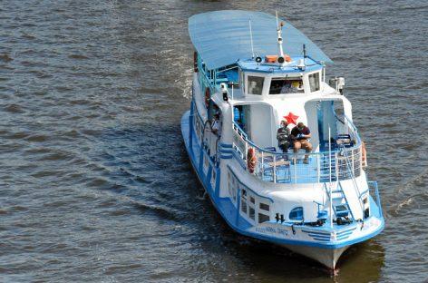В ближайшем будущем в Москве планируют запустить речной пассажирский транспорт