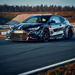 Hyundai показала электромобиль мощностью 810 л.с.
