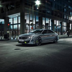 Peugeot 508 Sport Engineered: революционные технологии