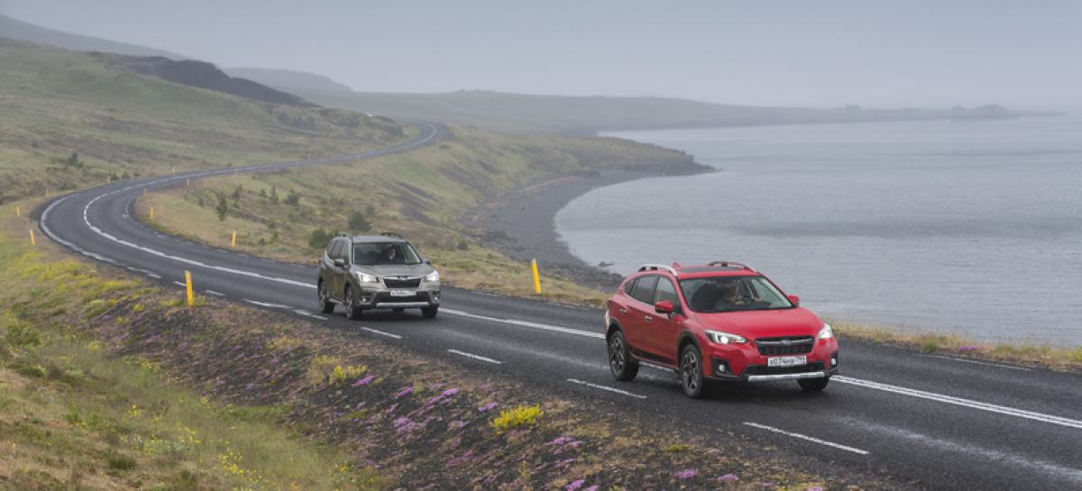 Subaru: кроссоверы в авангарде мировых тенденций