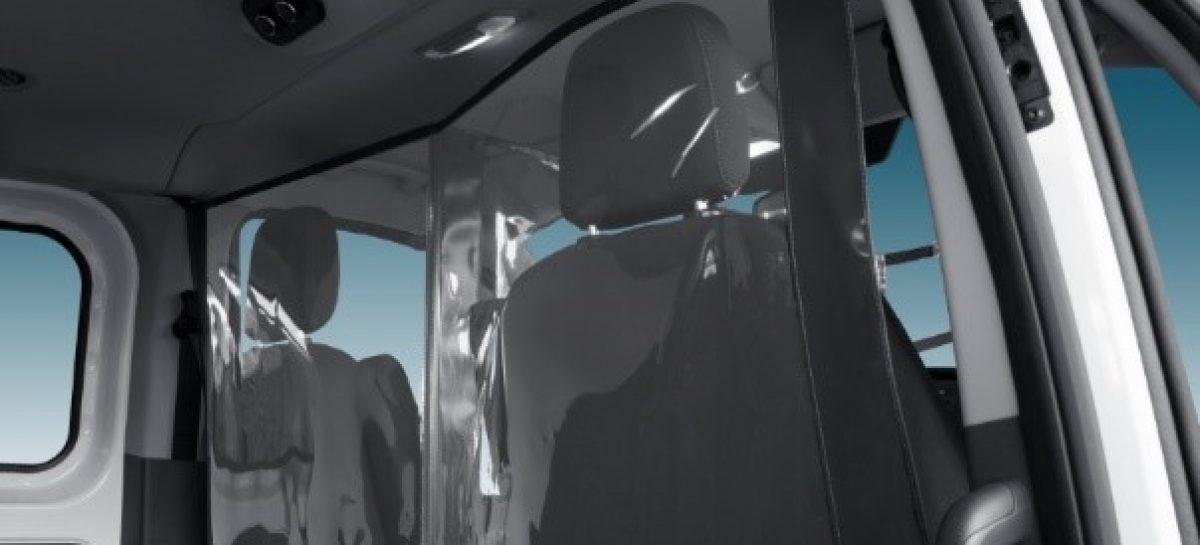 Соллерс Форд представляет защитные экраны для Ford Transit