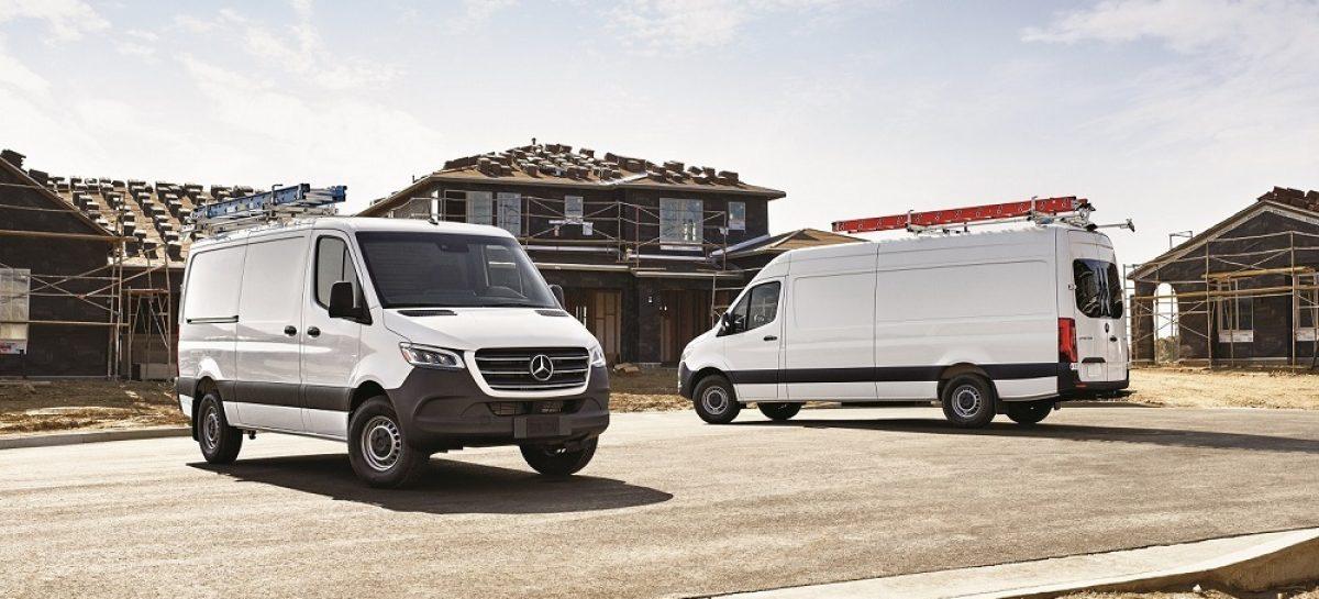 Новая версия Mercedes-Benz Sprinter Limited Edition