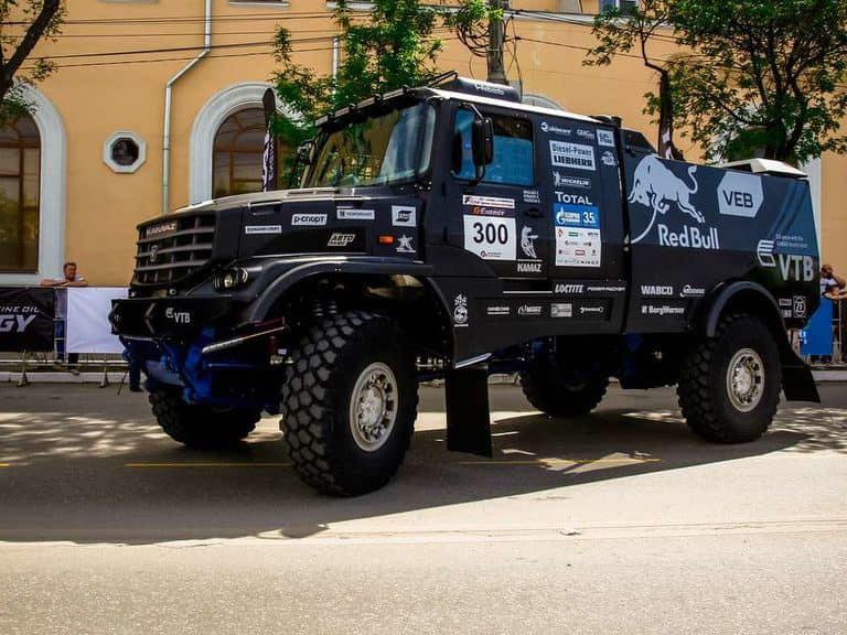 КАМАЗ-65223