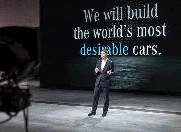 Представлена новая стратегия Mercedes-Benz: цель – структурно более высокая прибыльность