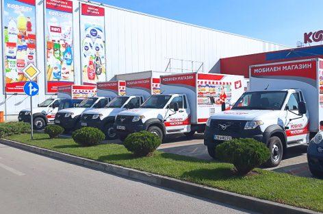 УАЗ оказал поддержку болгарским кооператорам