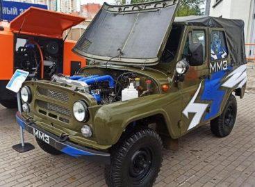 В Белоруссии стали ставить на УАЗы новый турбодизель