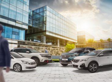 Peugeot и Citroёn поставят более 60 автомобилей компании Danone