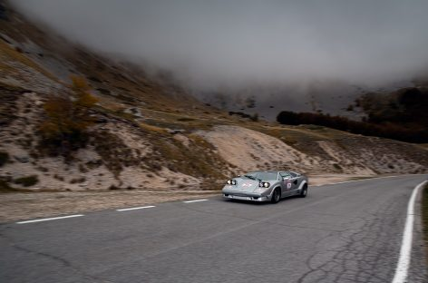Lamborghini приняла участие в ралли Modena 100 Ore 2020