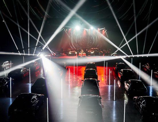 Премьера новых моделей Genesis в Music Media Dome