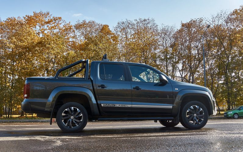 Volkswagen Amarok Dark Label 2019