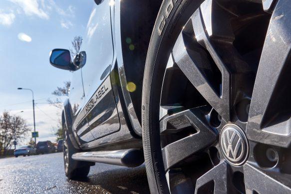 Тест-драйв Volkswagen Amarok: волк или рабочая лошадка?