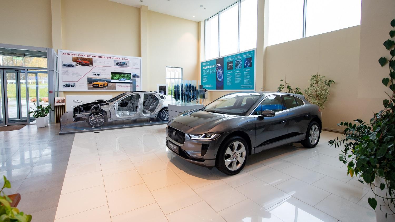 Jaguar Land Rover Experience