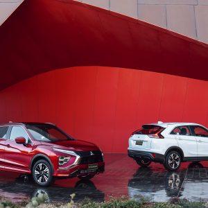 Mitsubishi представляет радикально обновлённый Eclipse Cross
