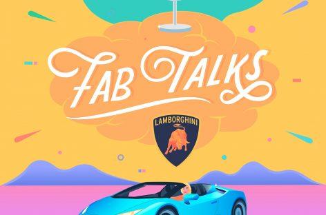 Lamborghini запустила подкаст FAB Talks