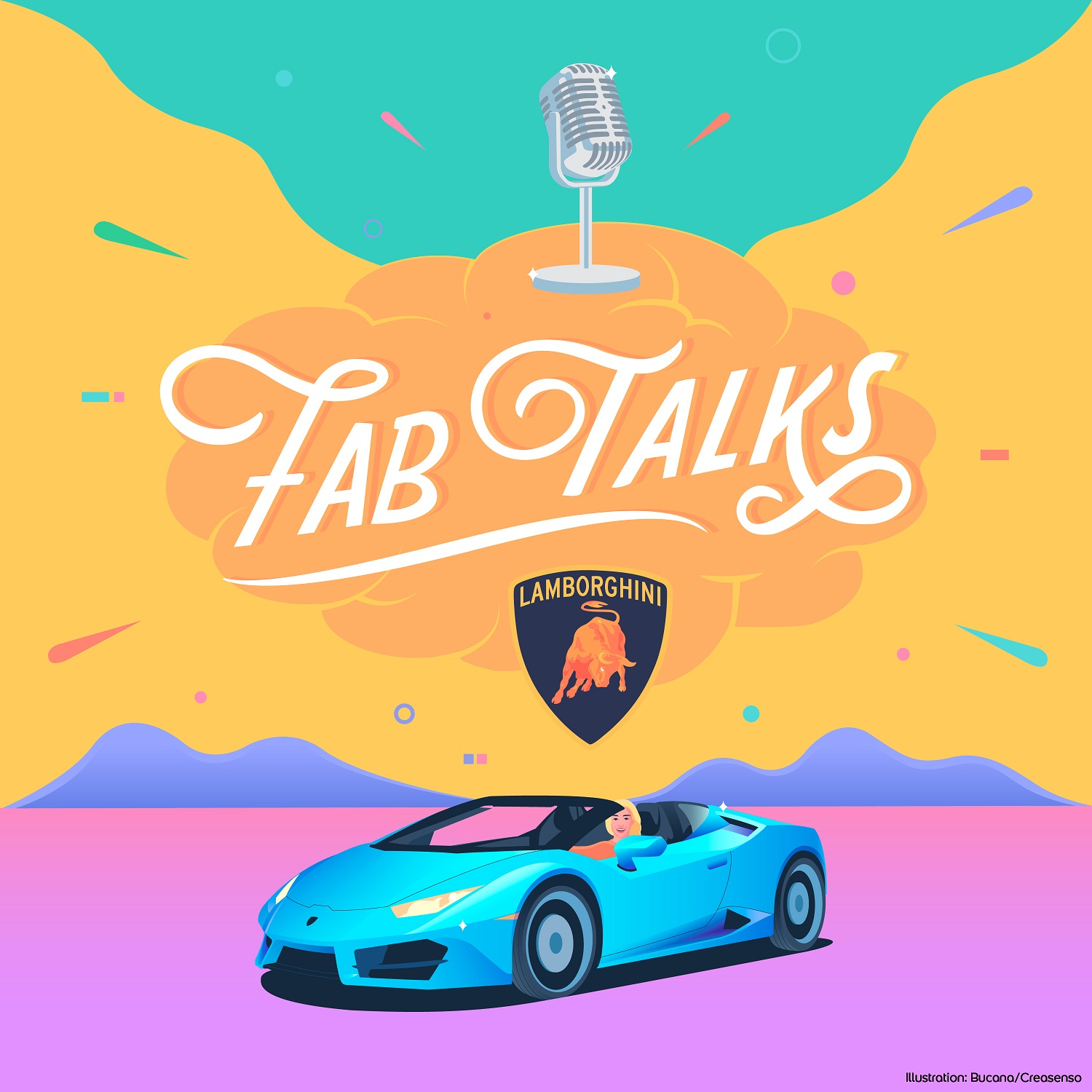 Lamborghini FAB Talks