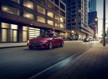 Genesis представил обновленный спорт-седан G70