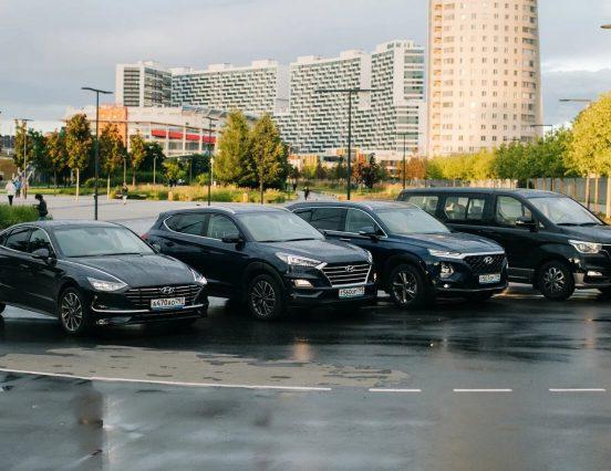 В активе Hyundai Mobility: 1600 клиентов, 7 млн. км., 20 городов России – сервису исполнился год