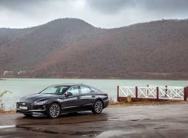 Hyundai Sonata будет производиться в России по полному производственному циклу