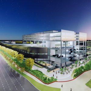 Hyundai открывает Глобальный центр мобильных инноваций в Сингапуре (HMGICs)