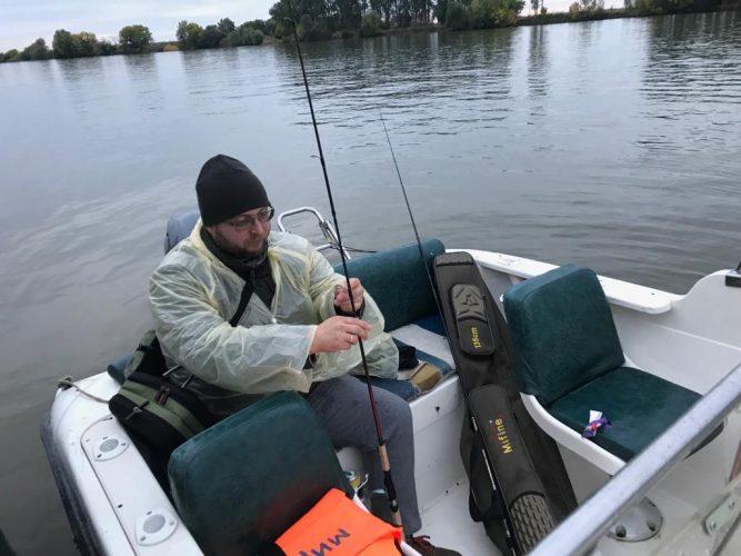 Рыбалка на рыболовно-охотничьей базе отдыха «Застава»
