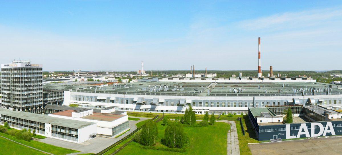 Lada Ижевск: 55 лет истории
