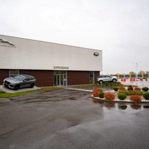 Jaguar Land Rover Experience исполняется пять лет