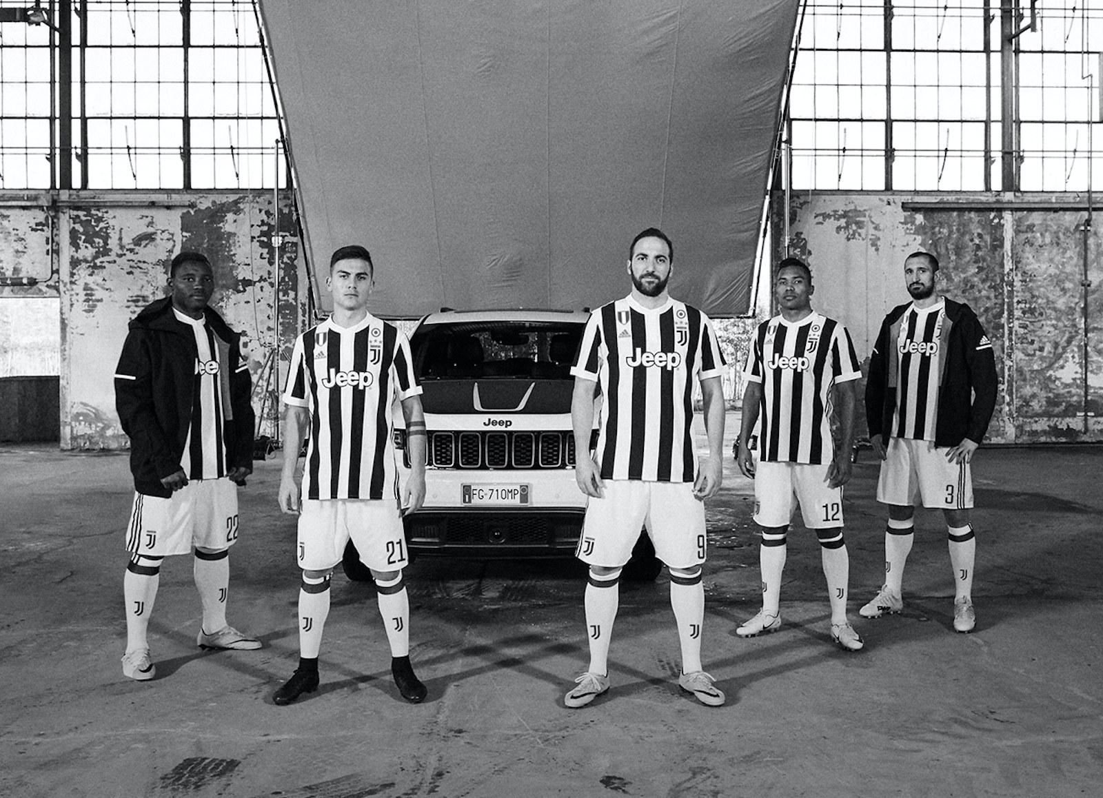 Jeep & Juventus