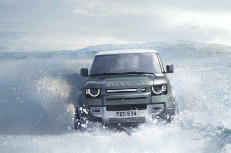 Jaguar Land Rover использует аэрокосмические технологии, чтобы снизить вес своих будущих автомобилей