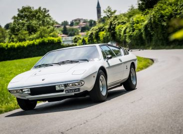Lamborghini празднует 50-летие модели Urraco