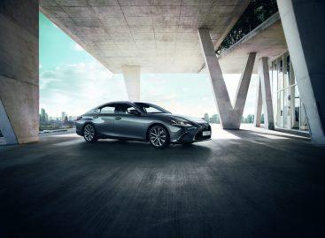Lexus объявляет старт продаж специальной версии седана ES 250 Advance во всех официальных дилерских центрах