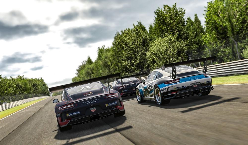 Porsche TAG Heuer Esports