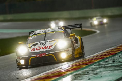 Триумф Porsche в Спа: победа и четыре 911 GT3 R в первой десятке