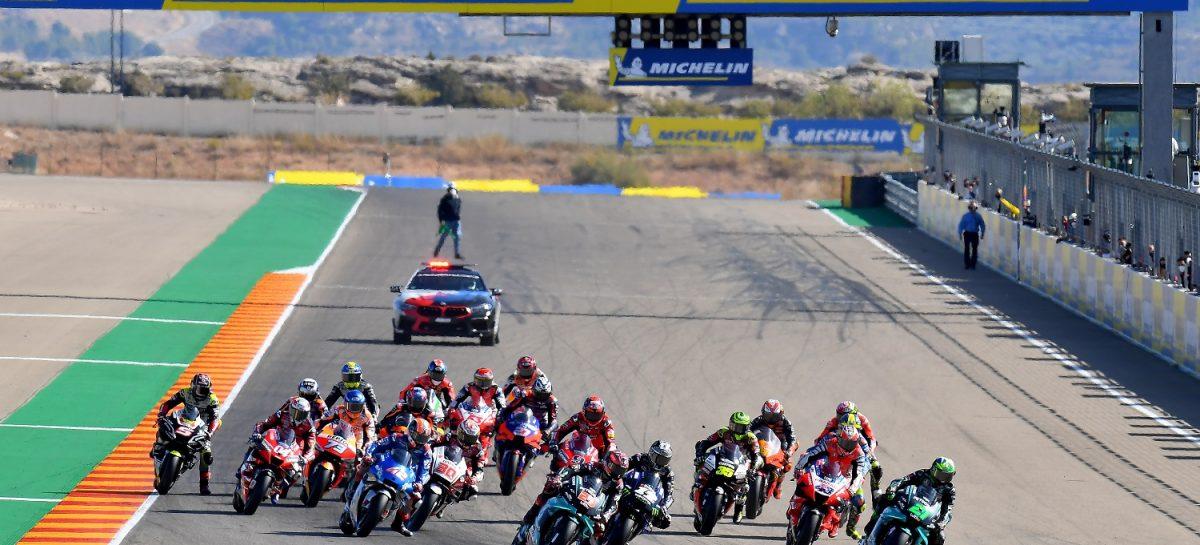 Победителем десятого этапа чемпионата MotoGP, прошедшего в Моторленд Арагон, стал Алекс Ринс