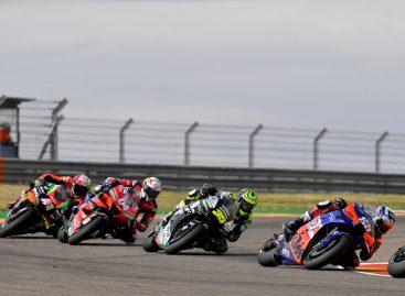 Одиннадцатый этап чемпионата MotoGP: шины Michelin Power Slick приводят к победе Франко Морбиделли