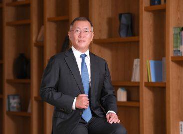 Чонг Исон занял должность Председателя Hyundai Motor Group