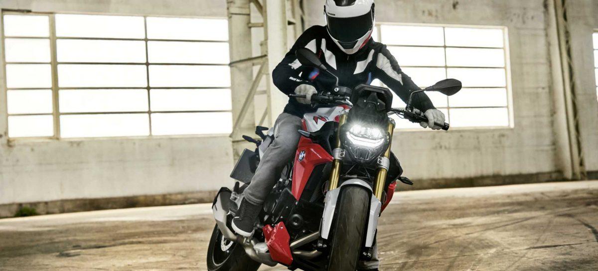 BMW Motorrad сохраняет лидерство на рынке мотоциклов с объемом двигателя свыше 500 см3